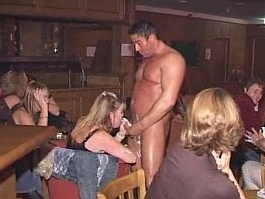 Housewives Sucking Stripper Cocks